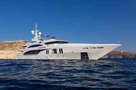 Superyacht OCEAN PARADISE for sale