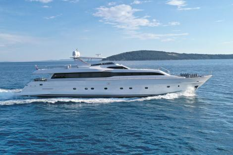 Motor yacht PRINCESS LONA for sale