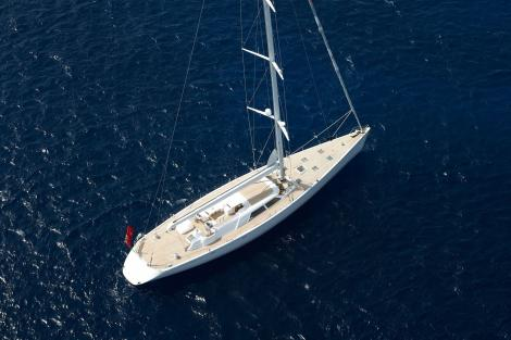 SPIIP sailing yacht for sale