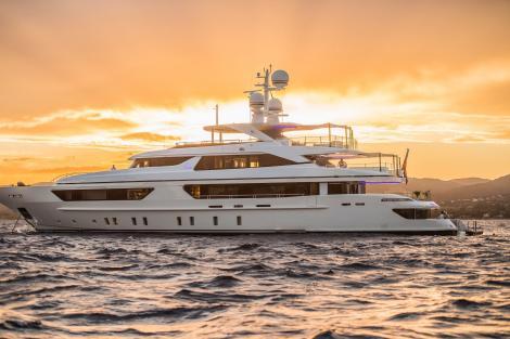 SCORPION superyacht for sale