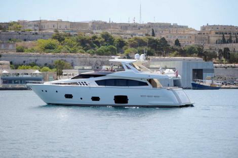 Motor yacht SPIRIT III