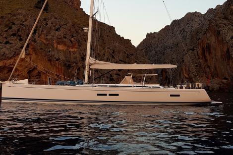 Swan 180-102 sailing yacht