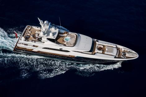 alibi motor yacht