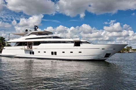 Yacht ANDINORIA Sold