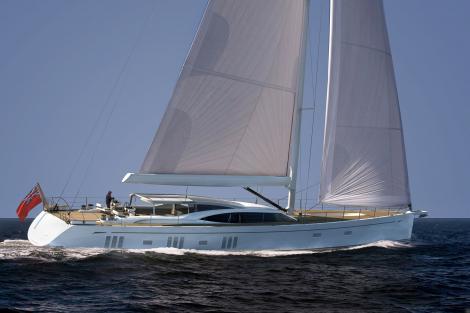 Sailing yacht ARCHELON