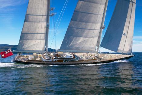 asolare sailing yacht