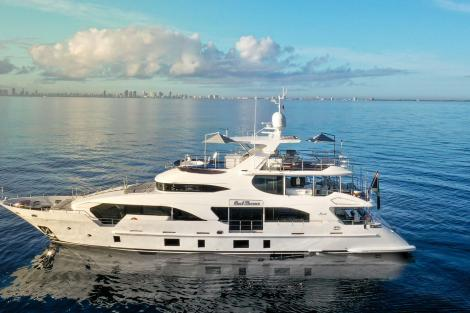 Cool Breeze yacht for charter