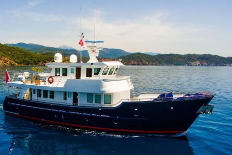 Motor yacht DEVIL's ADVOCATE