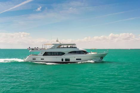 yacht Entrepreneur for charter