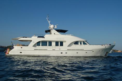 far niente motor yacht