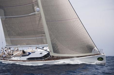 farewell sailing yacht