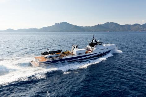 fast and furious motor yacht