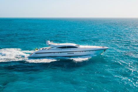 Yacht FREE SPIRIT Bahamas