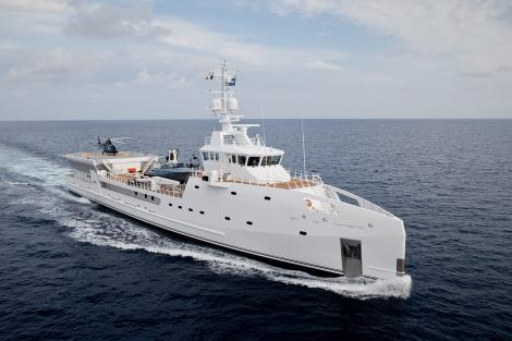 game changer motor yacht