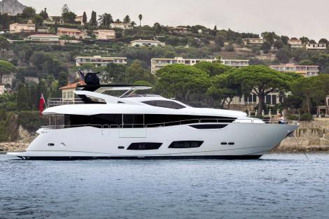 Mr. K Iriston yacht for charter