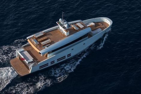 Wally motor yacht KANGA