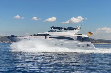 Lady Adelheid yacht for sale