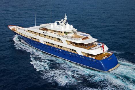 laurel motor yacht