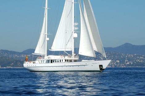Sailing yacht MATA MUA for charter