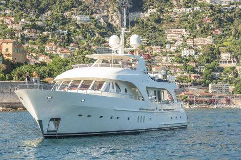 Maximus star Moonen yacht for sale