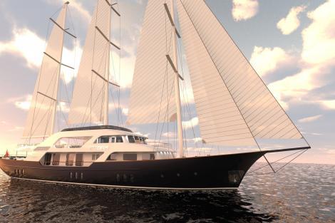 meira sailing yacht