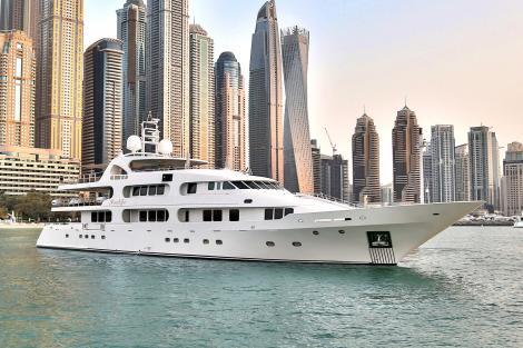 moonlight motor yacht