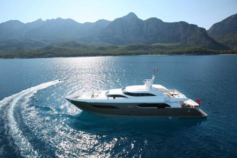 namaste 8 motor yacht