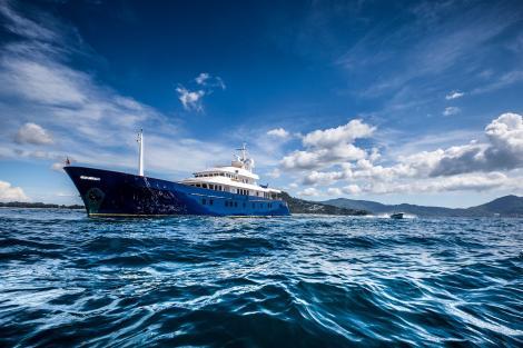 Motor yacht Northern Sun