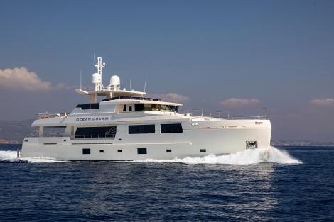 Motor yacht OCEAN DREAM