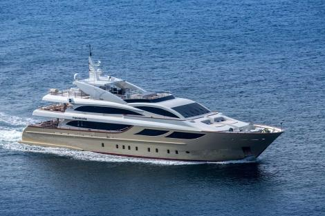 panakeia motor yacht