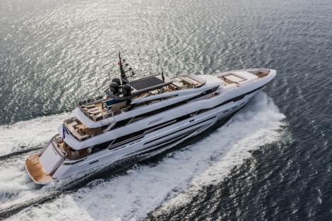 Motor yacht POLARIS I