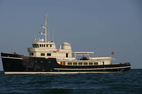 PROMETEJ explorer yacht sold