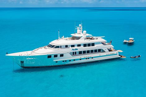 Motor yacht for charter PURE BLISS