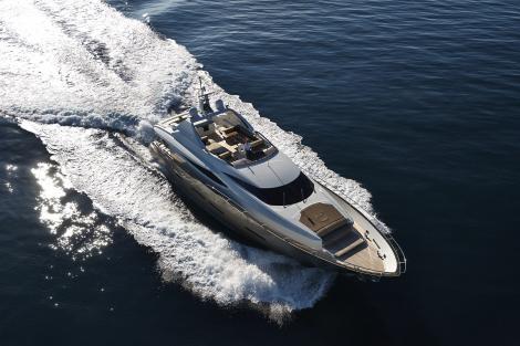 quantum motor yacht
