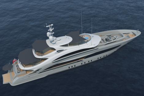 maia motor yacht