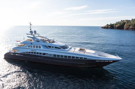sibelle motor yacht