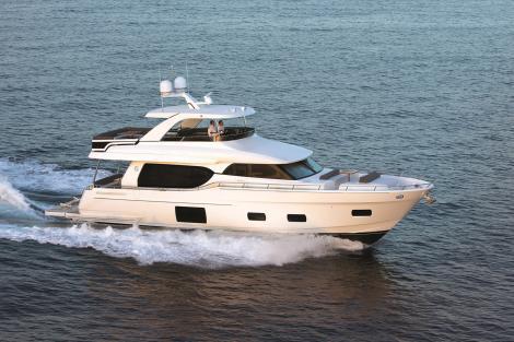Motor yacht SWEET SALT