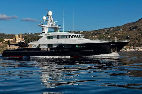 Superyacht T6 sold by Ocean Independence