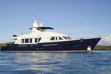 WILLOW yacht for sale