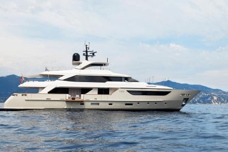 motor yacht Y4H