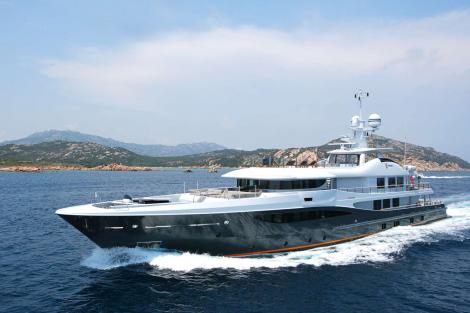 New Build Yachts Amels Ocean Independence