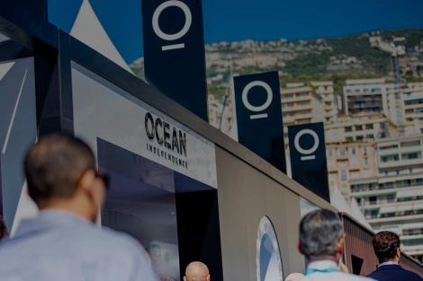 Ocean Independence at the Monaco Yacht Show