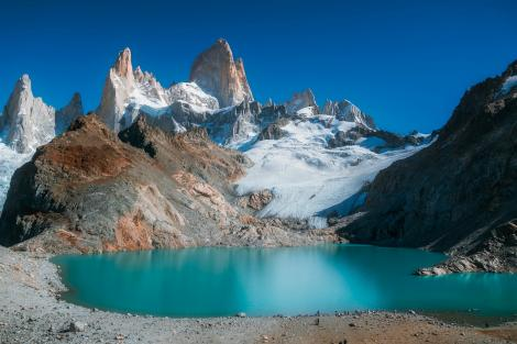 Mount Fitzroy Patagonia