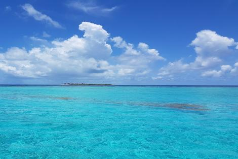 Windward Islands Tobago Cays