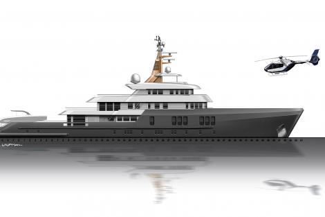 Project Phoenix yacht for sale