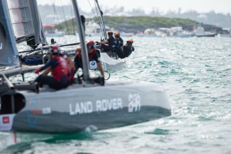 sailing yachts racing