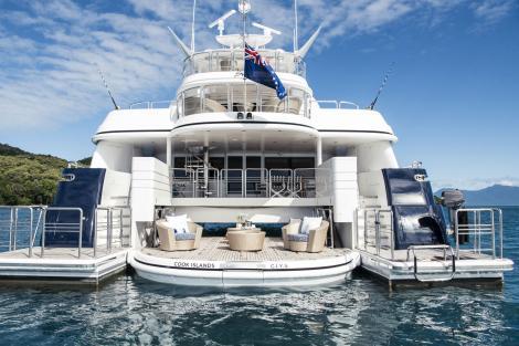 spirit motor yacht