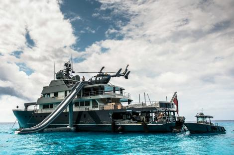 plan b motor yacht