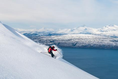 Superyacht Ski Holiday Norway
