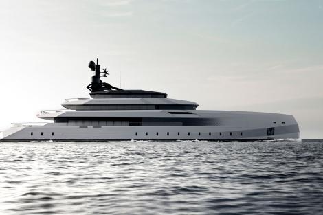 Lobanov Design Yacht